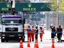 FIA controleerde ruim 300 putdeksels na incident in eerste vrije training