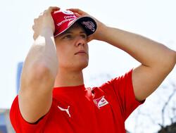 Schumacher ziet bereiken Formule 1 als zijn bestemming