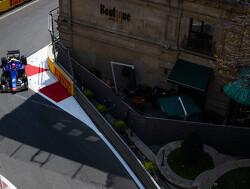 Matsushita storms to pole for Baku feature race