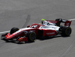 Gelael disqualified from qualifying after knocking over marshals