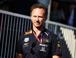 "Horner blij met podium: ""Red Bull was dit weekend absoluut het tweede team"""