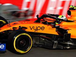 Uitstekend McLaren laat zien dat het op de goede weg is