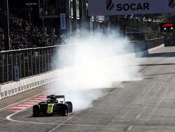 Vrijdag Ricciardo eindigt vroegtijdig na 'aanhoudende' problemen met flat-spots