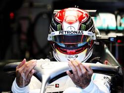 Hamilton neemt genoegen met tweede positie na lastige vrije trainingen