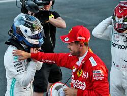 """Vettel baalt na missen slipstream: """"Spijt dat ik daar niet op gegokt heb"""""""
