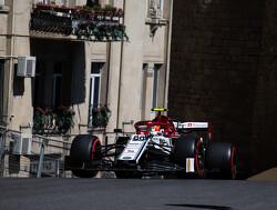 Gebrek aan Safety Car-situaties voorkomt eerste punten Antonio Giovinazzi
