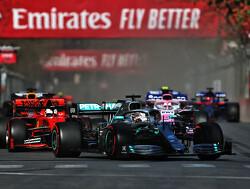 """Hamilton: """"Ferrari zal niveau op moeten krikken om met ons te strijden"""""""