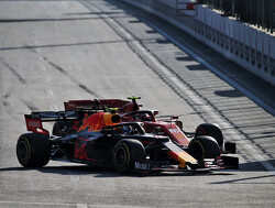 Gasly had a 'much stronger' weekend in Baku