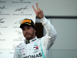 """Hamilton: """"Ik was in de eerste bocht te vriendelijk voor Bottas"""""""