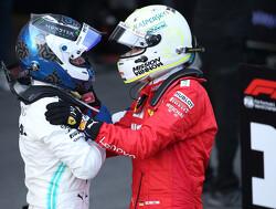 Vettel, Sainz, Bottas, Gasly en Russell opgeroepen voor persconferentie