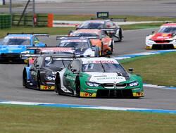 Van der Linde scoort eerste pole in DTM, Frijns vierde