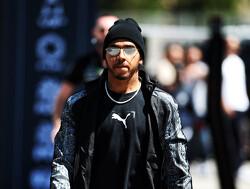 "Lewis Hamilton teleurgesteld: ""Al met al heb ik het niet goed gedaan vandaag"""