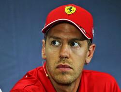 """Vettel: """"Ferrari mist niet veel ten opzichte van Mercedes"""""""