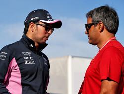 Juan Pablo Montoya geen 'Drivers-coach' van Lance Stroll
