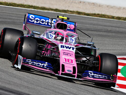Drukke nacht voor Racing Point - Monteurs herstellen auto Lance Stroll naar nieuwe specificatie