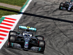<strong>FP2:</strong> Bottas fastest again, Hamilton closes in