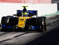 Luca Ghiotto voor de tweede keer dit seizoen op pole position