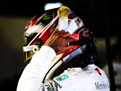 Hamilton's Q3 session hurt by battery issues