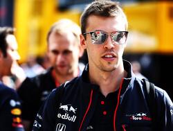 """Kvyat: """"Toro Rosso heeft goede startpositie zelf verdiend"""""""