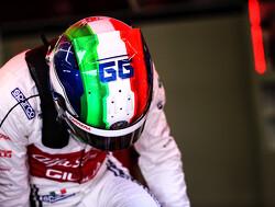 Ook straf voor Giovinazzi: bakwissel kost hem vijf plaatsen op grid