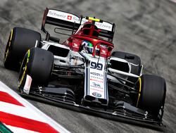 Giovinazzi voelt druk om snel punten te scoren