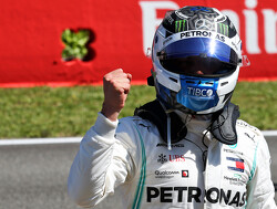 Bottas 'surprised' by large gap over Hamilton