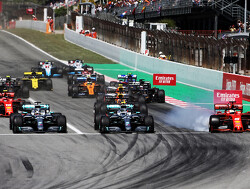 Bottas had 'strange behaviour' with clutch at race start