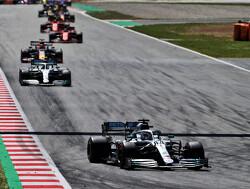 Mercedes faster in every corner - Verstappen