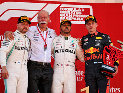 "Verstappen: ""Mercedes in iedere bocht sneller dan Red Bull Racing"""