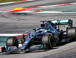 <b>Test day 1</b>: Huge gap to competition for Bottas on C5 in Barcelona