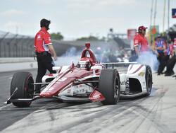 Ed Jones snelste op derde trainingdag voor Indy 500, Alonso afwezig