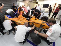 McLaren being 'careful and measured' with repair job