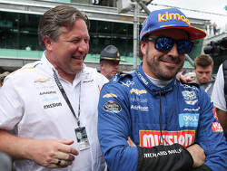 Brown: McLaren/Alonso relationship has never been stronger