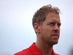 """Vettel: """"Ferrari werkt aan oplossen problemen met klein window voor banden"""""""