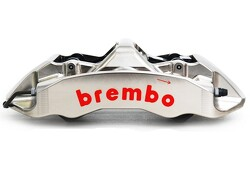 Monaco: Brembo hardest breaking point