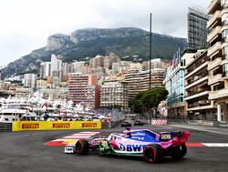 Perez wil veranderingen aan chicane Monaco als benadeling voor afsnijders