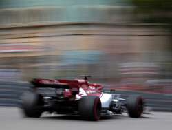 Raikkonen battled differential issues throughout Monaco race