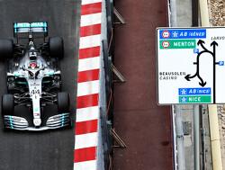 <strong>Photos:</strong> Thursday at the Monaco Grand Prix