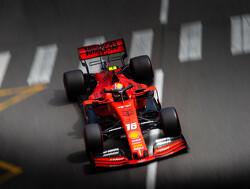 Leclerc reprimanded for VSC infringement