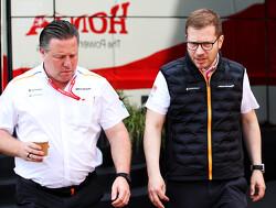 """Brown: """"McLaren begint zelfde kwaliteiten te vertonen als Mercedes"""""""