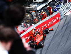 <strong>FP3:</strong> Leclerc leads Mercedes, Vettel crashes
