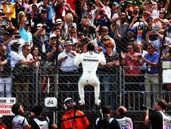 Hamilton dedicates Monaco pole to Niki Lauda