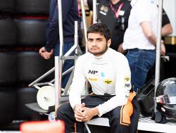 Raghunathan geschorst na ontvangen negen strafpunten tijdens hoofdrace Frankrijk