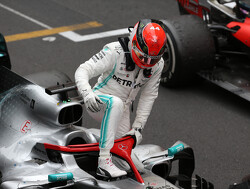 Wolff: Hamilton saved Mercedes after wrong tyre call