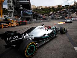 Mercedes explains why it switched Hamilton onto the medium compound