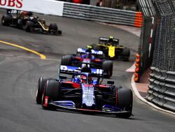 Who's racing in the Monaco Virtual Grand Prix?