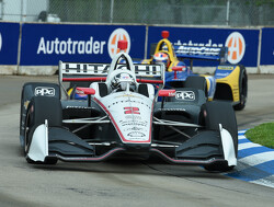 Qualifying: Newgarden beats Rossi to pole for Race 2