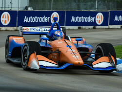 Chevrolet Detroit Grand Prix Race 2: Dixon wins, Ericsson secures maiden podium