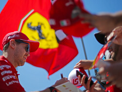Vettel: I'll quit F1 whenever I want