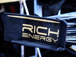 Rich Energy tuint in loftuiting via nepaccount van Callum Ilott